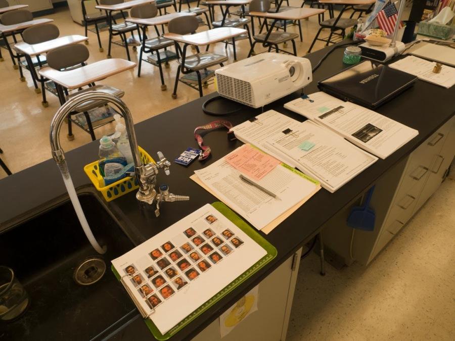 Science+room