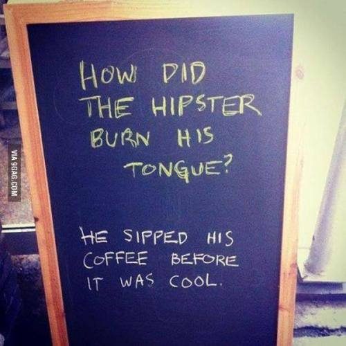 hipstercoffee
