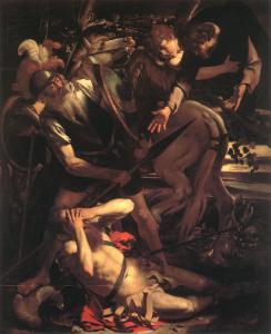 Conversion Caravaggio