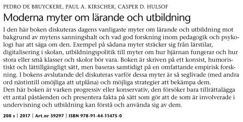 urban-myths-zweeds-tekst