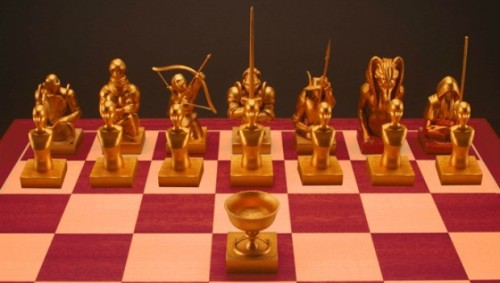 holy grail chess